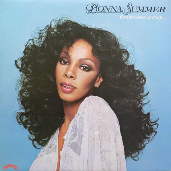R&B/Soul/Funk Donna Summer - Once Upon A Time... (VG+)