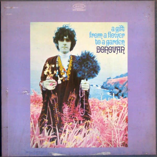 Rock/Pop Donovan - A Gift From A Flower To A Garden (Box Set) (NM)