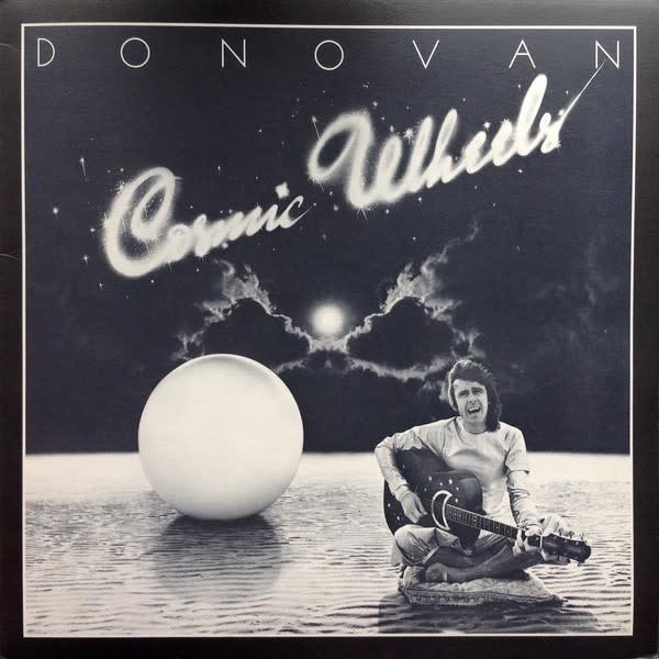 Rock/Pop Donovan - Cosmic Wheels (VG)