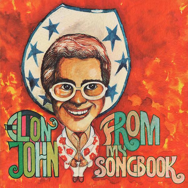 Rock/Pop Elton John - From My Songbook (1973 Comp, Europe) (VG)