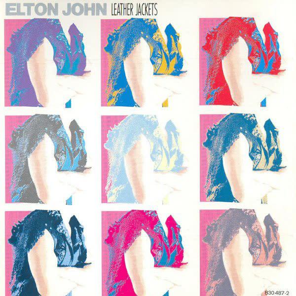 Rock/Pop Elton John - Leather Jackets (VG+)