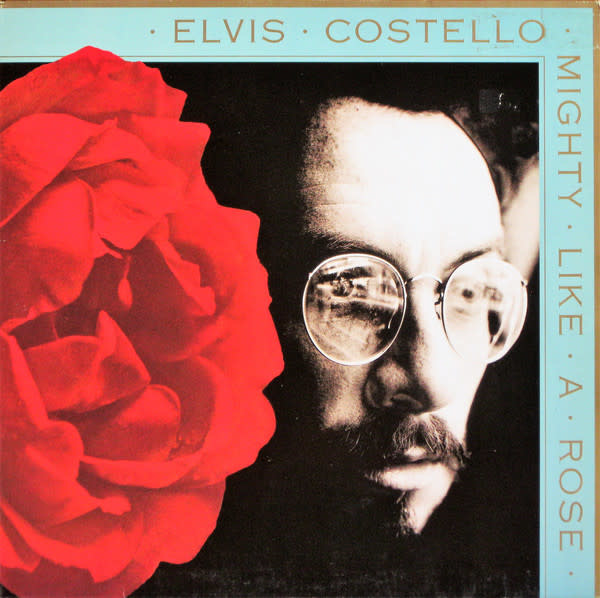 Rock/Pop Elvis Costello - Mighty Like A Rose (VG+)