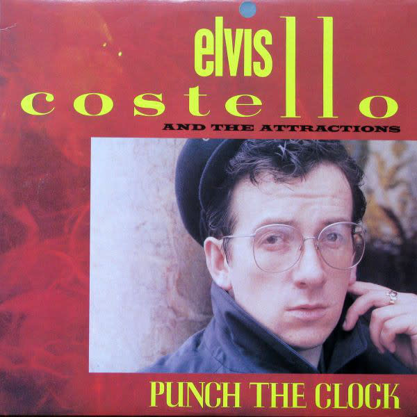 Rock/Pop Elvis Costello And The Attractions - Punch The Clock (NM)