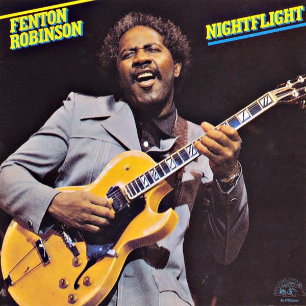 Blues Fenton Robinson - Nightflight (VG++)