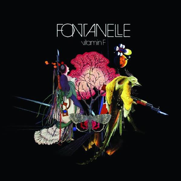 Rock/Pop Fontanelle - Vitamin F (VG++)