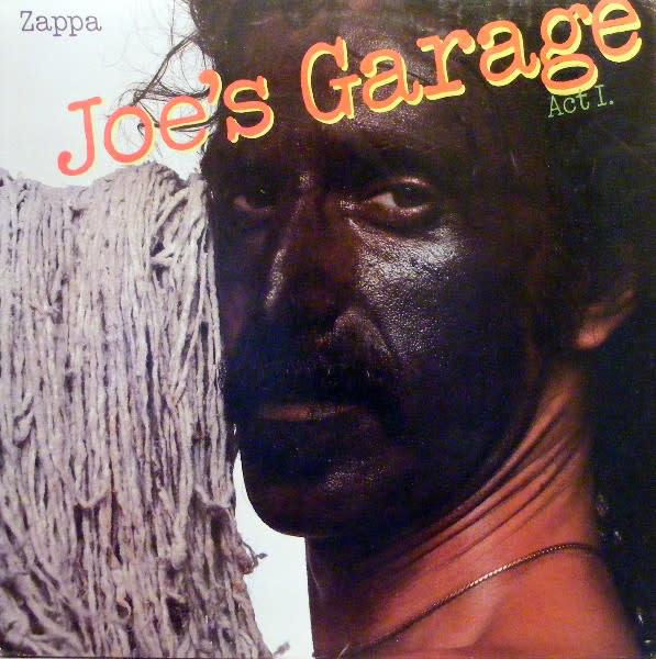 Rock/Pop Frank Zappa - Joe's Garage Act. 1 (Sealed)