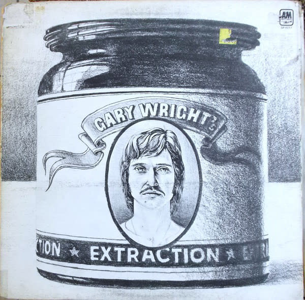 Rock/Pop Gary Wright - Gary Wright's Extraction (White Label CA Promo) (VG++)