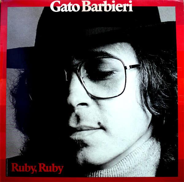 Jazz Gato Barbieri - Ruby, Ruby (VG+)