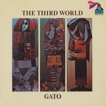 Jazz Gato Barbieri - The Third World (VG+) (Price Reduced: sleeve condition)