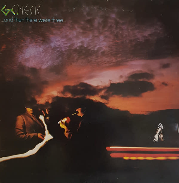 Rock/Pop Genesis - ...And Then There Were Three (VG++)