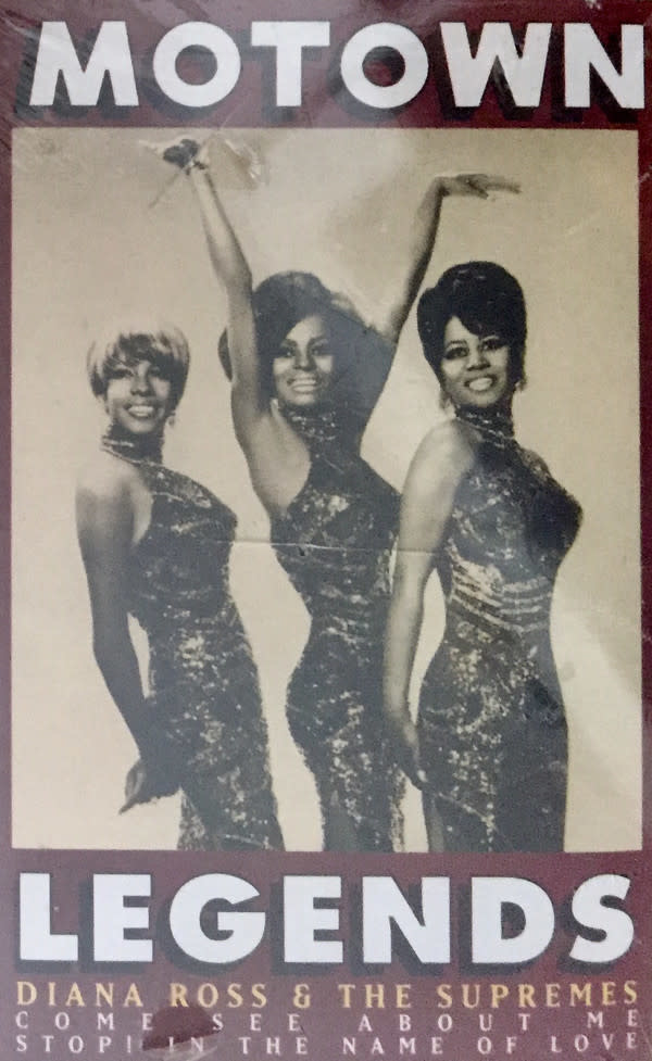 R&B/Soul/Funk Diana Ross & The Supremes - Motown Legends