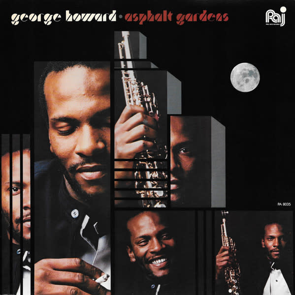 Jazz George Howard - Asphalt Gardens (VG+)