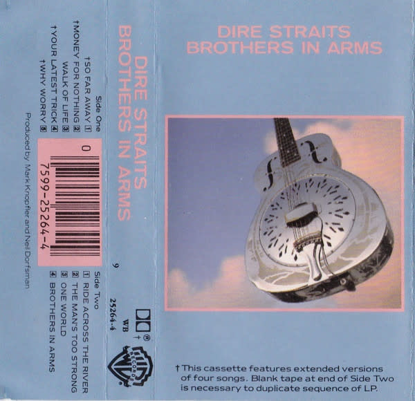 Rock/Pop Dire Straits - Brothers In Arms