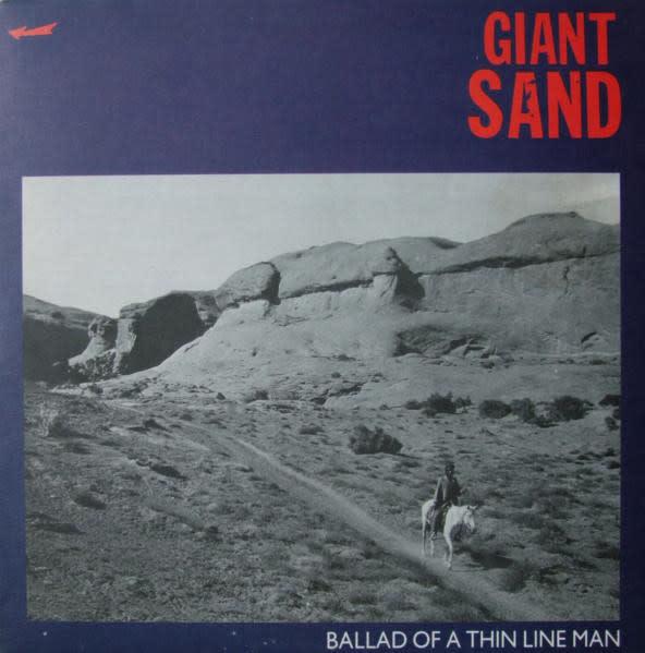 Rock/Pop Giant Sand - Ballad Of A Thin Man (Original '86) (NM)