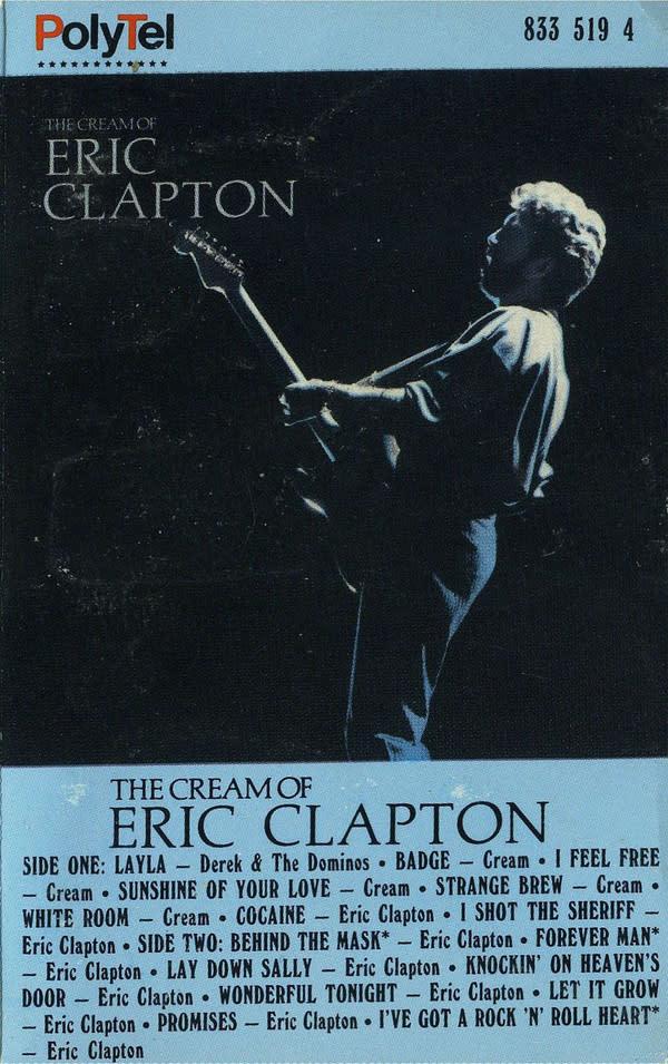 Rock/Pop Eric Clapton - The Cream Of Eric Clapton