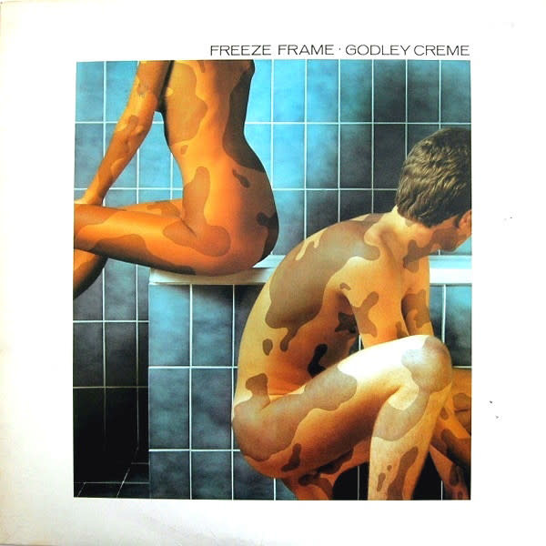 Rock/Pop Godley & Creme - Freeze Frame (VG++)