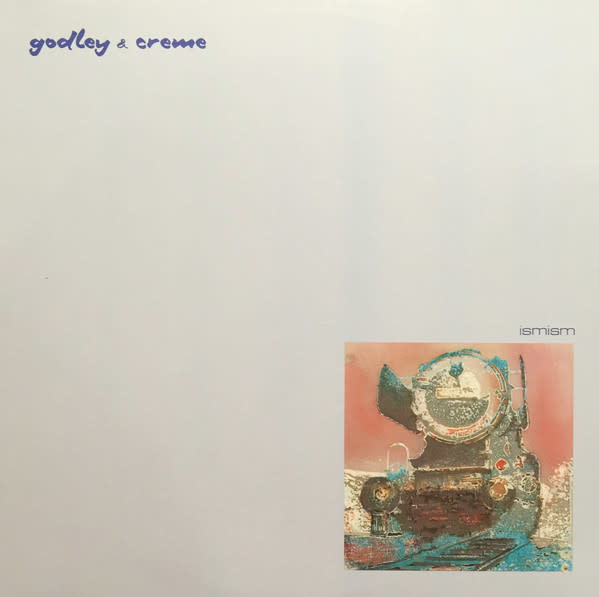 Rock/Pop Godley & Creme - Ismism (VG+)