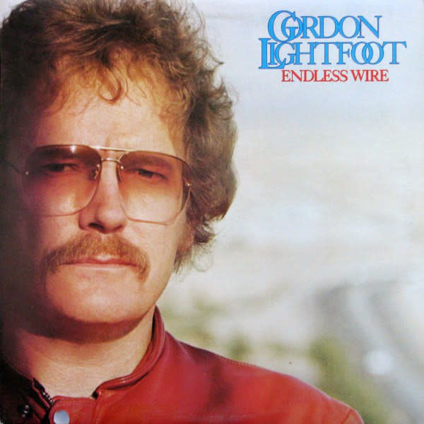 Rock/Pop Gordon Lightfoot - Endless Wire (VG+)