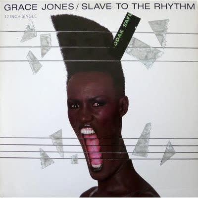 "Rock/Pop Grace Jones - Slave To The Rhythm (12"") (NM)"