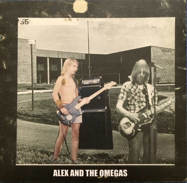 Rock/Pop Guided By Voices - Alex And The Omegas (NM)