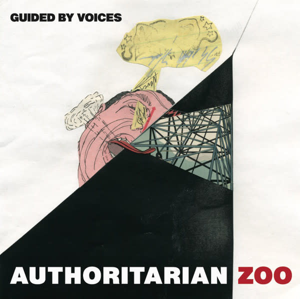 Rock/Pop Guided By Voices - Authoritarian Zoo (NM)