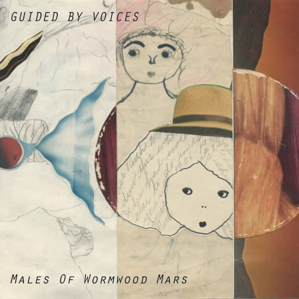 Rock/Pop Guided By Voices - Males Of Wormwood Mars (NM)