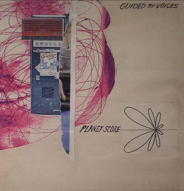 Rock/Pop Guided By Voices - Planet Score (NM)