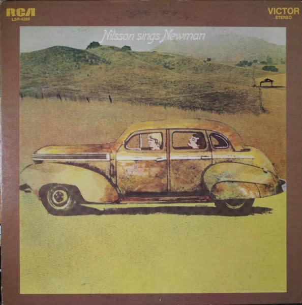 Rock/Pop Harry Nilsson - Nilsson Sings Newman (VG+)