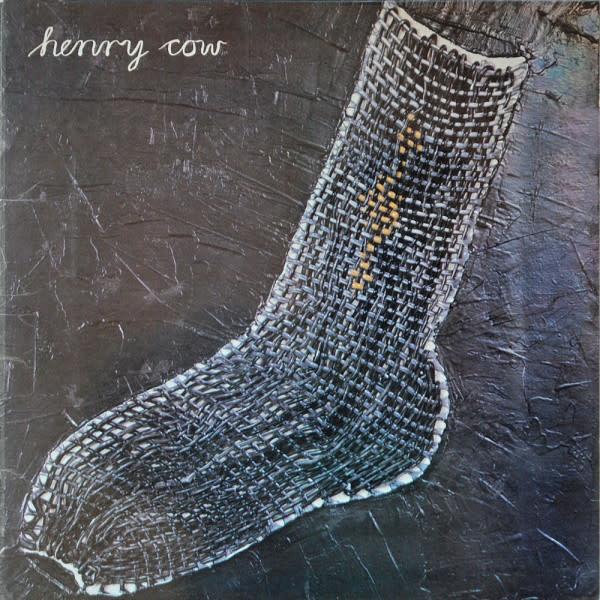 Rock/Pop Henry Cow - Unrest (UK Press) (NM)