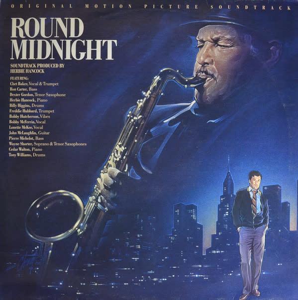 Soundtracks Herbie Hancock featuring V/A - Round Midnight (Soundtrack) (VG+)