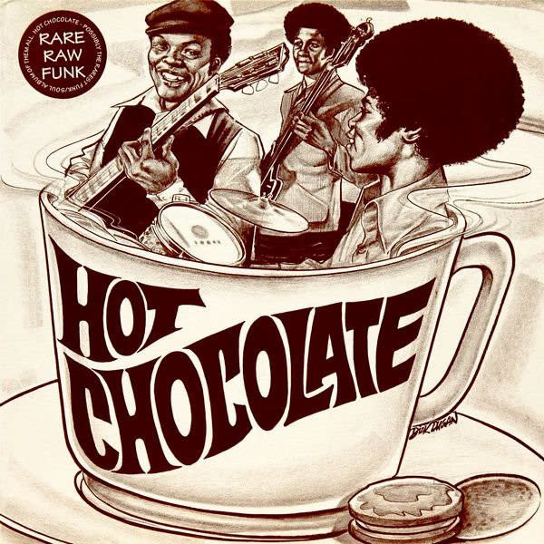 R&B/Soul/Funk Hot Chocolate - S/T (VG+) (Soul/funk group from Cleveland, Ohio. Not to be confused with the British group of the same name)