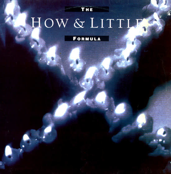 Electronic How & Little - The Formula (VG+)