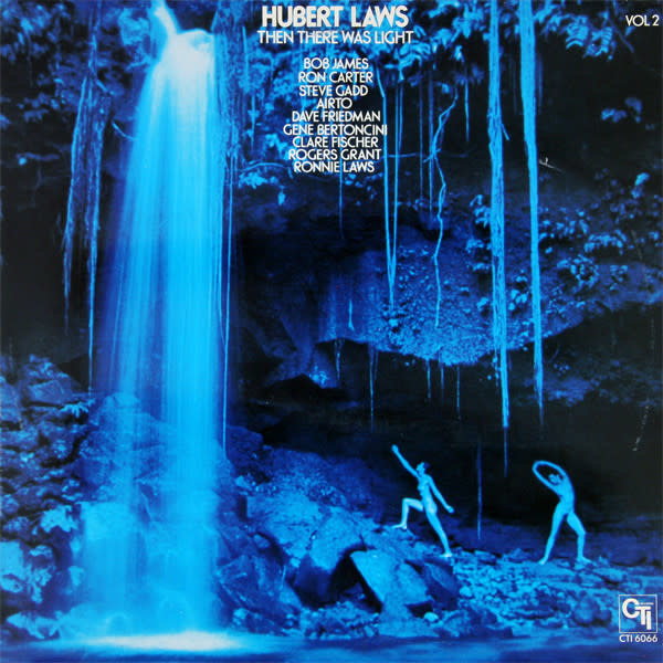 Jazz Hubert Laws - Then There Was Light (Vol. 2) (VG++)