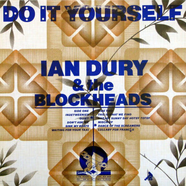 Rock/Pop Ian Dury & The Blockheads - Do It Yourself (VG)