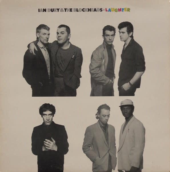 Rock/Pop Ian Dury & The Blockheads - Laughter (VG++)