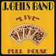 "Rock/Pop J. Geils Band - ""Live"" Full House (VG)"