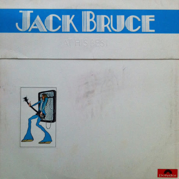 Rock/Pop Jack Bruce - At His Best (NM)