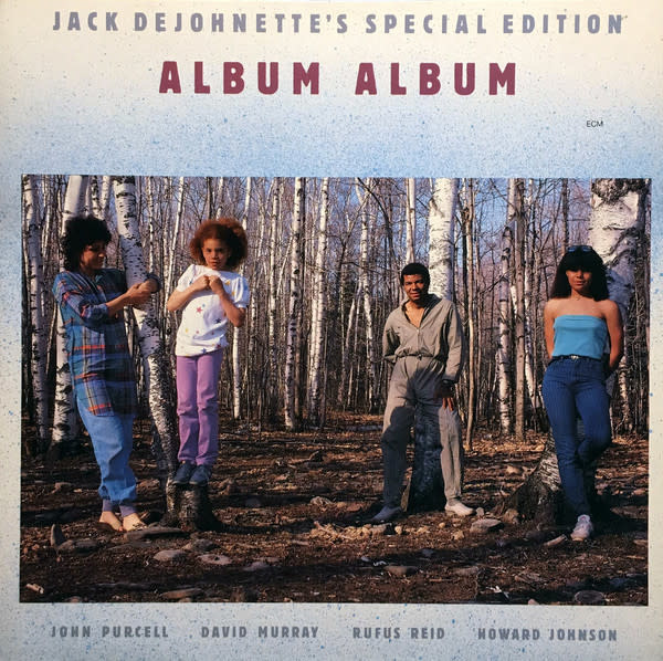 Jazz Jack Dejohnette's Special Edition - Album Album (VG++)