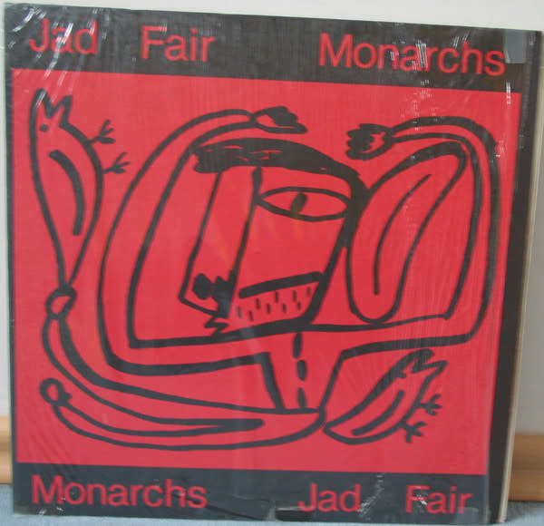 Rock/Pop Jad Fair - Monarchs (VG++)