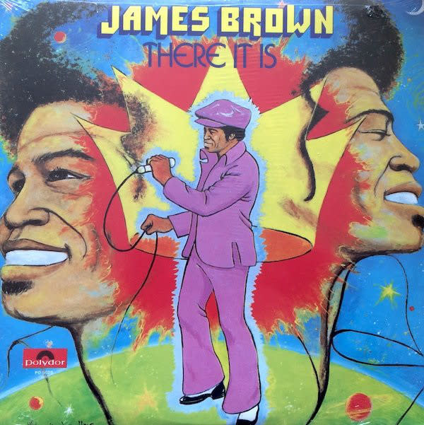 R&B/Soul/Funk James Brown - There It Is (180g Reissue) (NM)