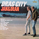 Lounge/Surf Jan & Dean - Drag City (VG)