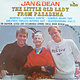 Lounge/Surf Jan & Dean - The Little Old Lady From Pasadena (Mono) (VG)
