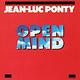 Jazz Jean-Luc Ponty - Open Mind (NM)