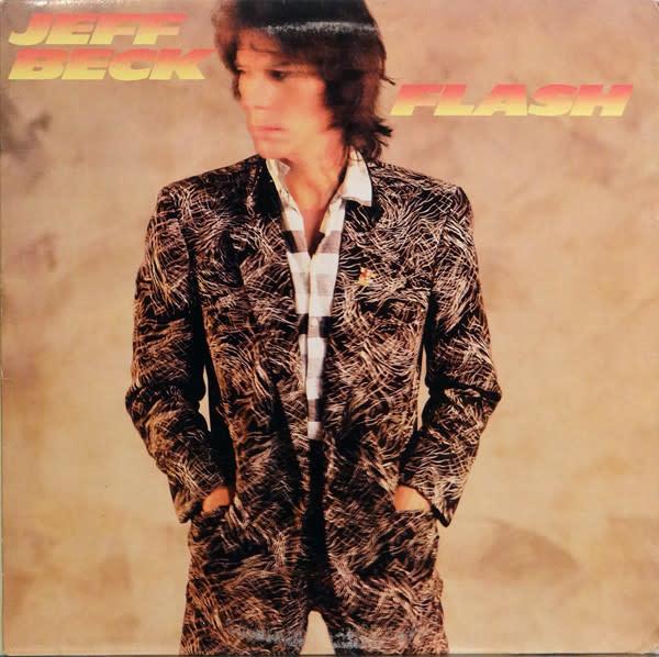 Rock/Pop Jeff Beck - Flash (NM)