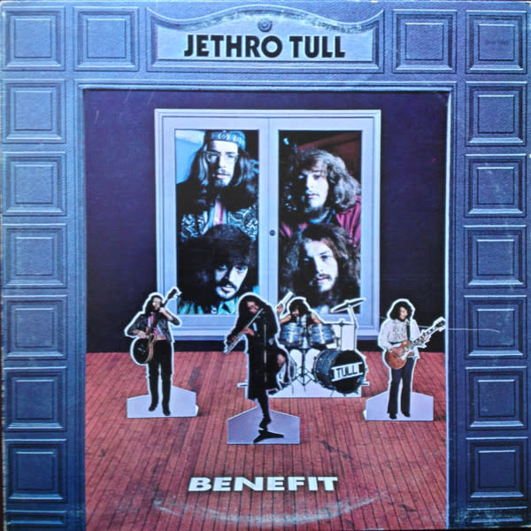 Rock/Pop Jethro Tull - Benefit (VG+)