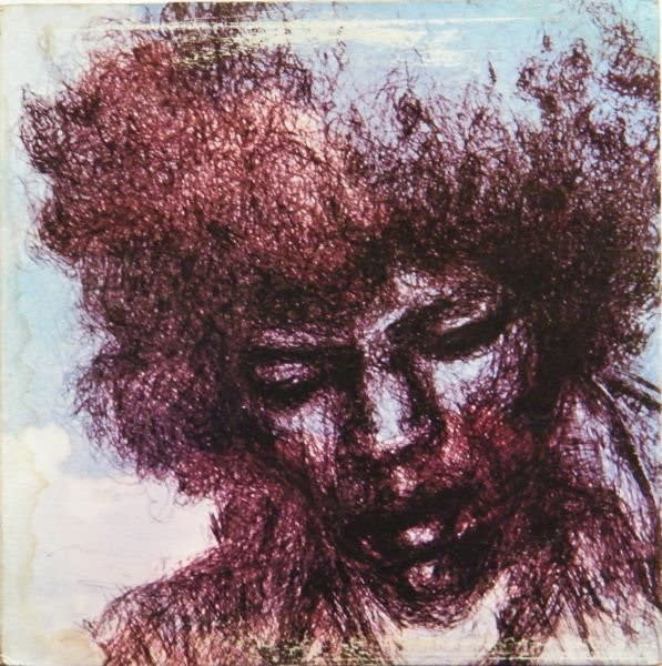 Rock/Pop Jimi Hendrix - The Cry Of Love (70s Reissue) (VG+)