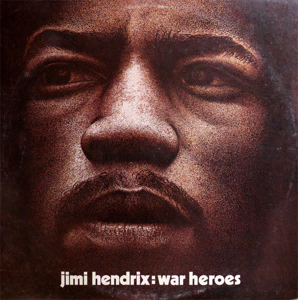 Rock/Pop Jimi Hendrix - War Heroes (VG++)