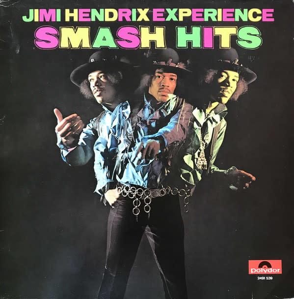 Rock/Pop Jimi Hendrix Experience - Smash Hits (Holland Press) (VG+)