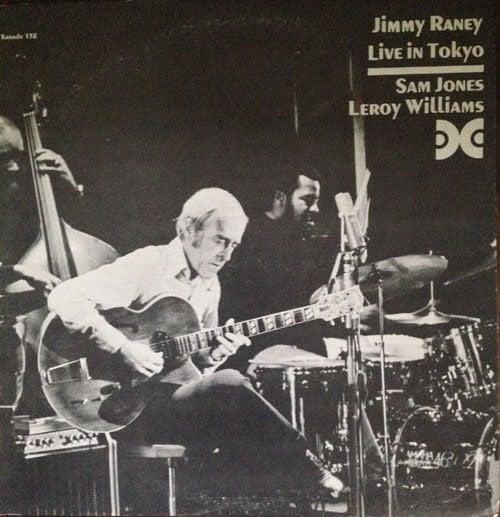 Jazz Jimmy Raney - Live In Tokyo (NM)