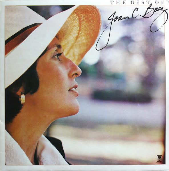 Folk/Country Joan Baez - The Best Of (VG+)